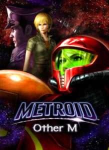 metroid other m cover